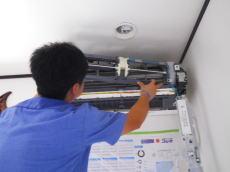 宮崎市のエアコン掃除