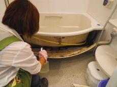 宮崎の換気扇掃除