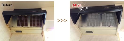 宮崎の台所清掃